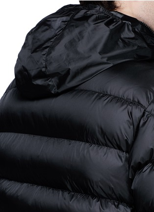 Detail View - Click To Enlarge - Moncler - 'Boris' quilted down jacket