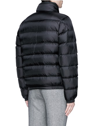 Back View - Click To Enlarge - Moncler - 'Boris' quilted down jacket