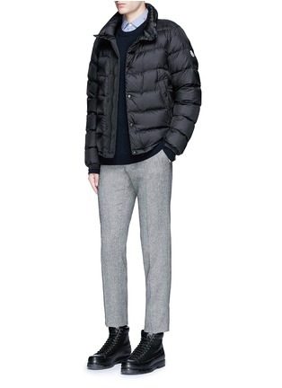 Figure View - Click To Enlarge - Moncler - 'Boris' quilted down jacket