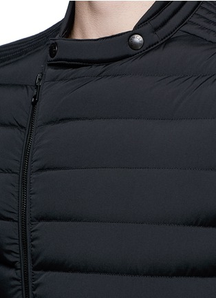Detail View - Click To Enlarge - Moncler - 'Branson' puffer down jacket