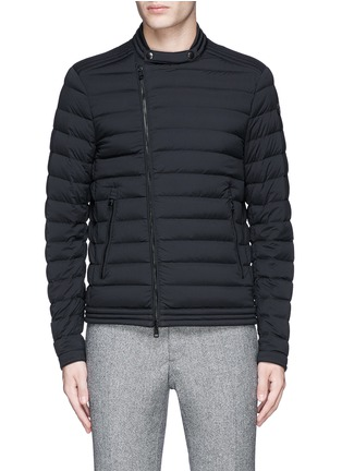 Main View - Click To Enlarge - Moncler - 'Branson' puffer down jacket