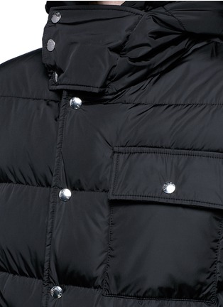 Detail View - Click To Enlarge - Moncler - 'Lioran' puffer down jacket