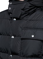 'Lioran' puffer down jacket