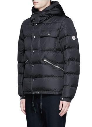Moncler-'Lioran' puffer down jacket