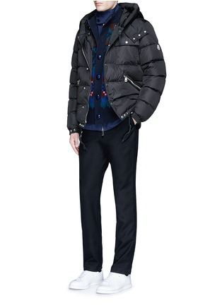 Figure View - Click To Enlarge - Moncler - 'Lioran' puffer down jacket