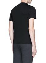 'Maglia' typography print cotton T-shirt