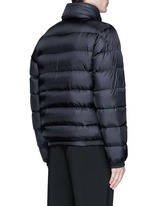 'Boris' quilted down jacket