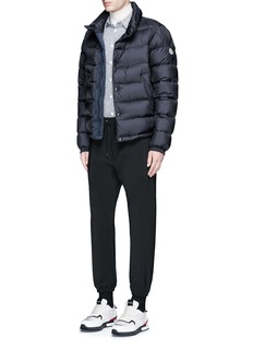 Moncler 'Boris' quilted down jacket