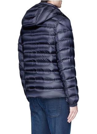 Moncler-'Valence' detachable hood puffer down jacket