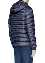 'Valence' detachable hood puffer down jacket