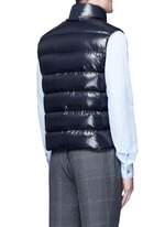'Tib' down vest