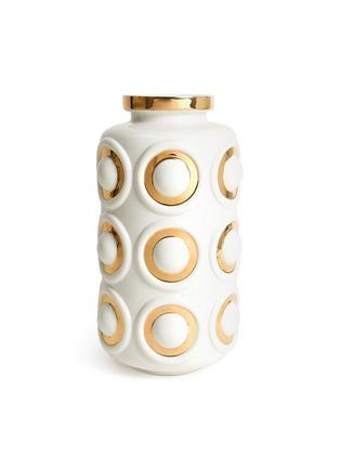 Jonathan Adler-Futura circles vase