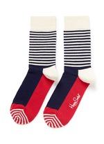 Half Stripe socks