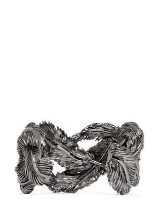 Back View - Click To Enlarge - Valentino - Feather cuff