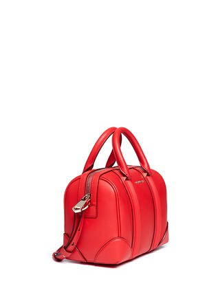 Detail View - Click To Enlarge - Givenchy - Lucrezia mini leather duffle