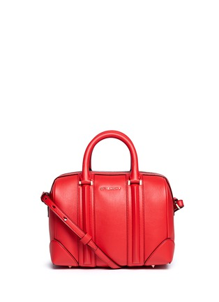Main View - Click To Enlarge - Givenchy - Lucrezia mini leather duffle