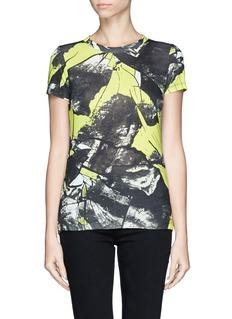 KENZOPrint jersey T-shirt