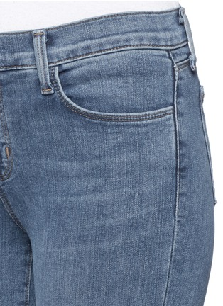 Detail View - Click To Enlarge - J Brand - 'Photo Ready Capri' jeans