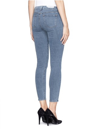 Back View - Click To Enlarge - J Brand - 'Photo Ready Capri' jeans