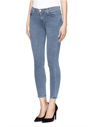 Front View - Click To Enlarge - J Brand - 'Photo Ready Capri' jeans