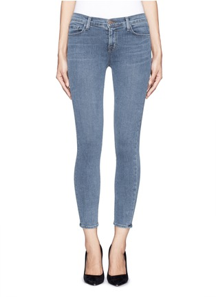 Main View - Click To Enlarge - J Brand - 'Photo Ready Capri' jeans