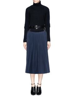 TOGA ARCHIVES Pleat skirt