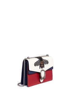 Gucci'Dionysus' medium embellished bee tiger buckle leather bag
