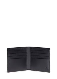 Gucci Tiger print canvas bifold wallet
