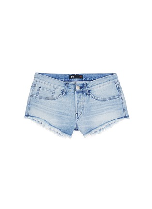 3x1 - 'WM5' cutoff denim shorts