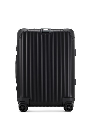 Main View - Click To Enlarge - RIMOWA - Topas Stealth Cabin Multiwheel® IATA (Black, 32-litre)