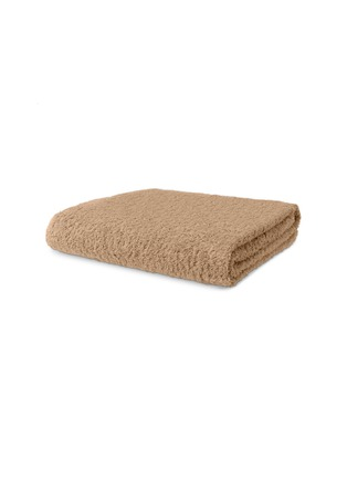 Main View - Click To Enlarge - Abyss - Super Pile bath towel — Taupe