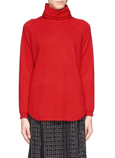 CHLOÉ Cashmere knit turtle neck sweater