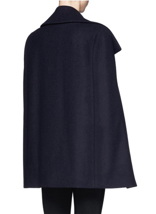 Back View - Click To Enlarge - Stella McCartney - Cape coat
