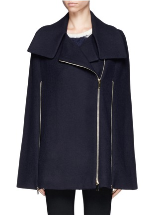 Main View - Click To Enlarge - Stella McCartney - Cape coat