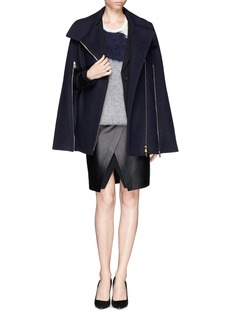 STELLA MCCARTNEY Cape coat