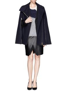 STELLA MCCARTNEYCape coat