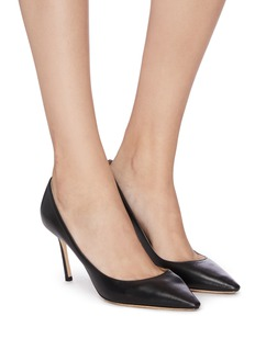Jimmy Choo 'Romy 85' leather pumps
