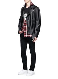 McQ Alexander McQueen'Strummer 01' slim fit jeans