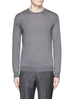 ISAIA Cashmere-silk sweater