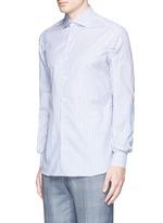 'Milano' stripe cotton shirt