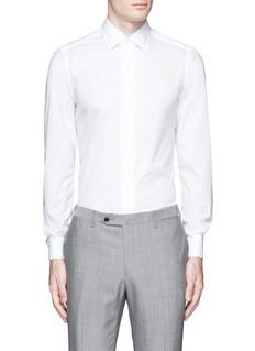 ISAIA'Parma' cotton shirt