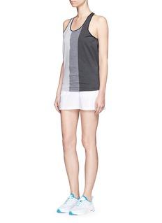 Monreal London'Back Flip' pleat back stretch skirt
