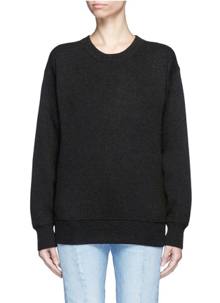 Main View - Click To Enlarge - Isabel Marant Étoile - 'Benton' cotton-wool sweater