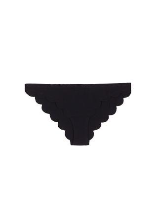 Main View - Click To Enlarge - Marysia - 'Broadway' scalloped edge bikini bottoms