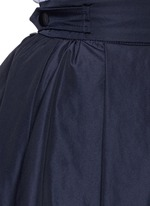 'Gonna' double layer skirt