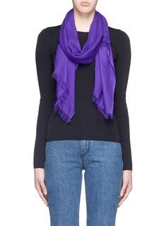 I.S. STUDIOCashmere scarf
