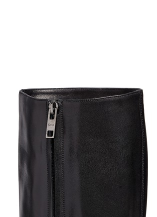 Detail View - Click To Enlarge - Chloé - Leather knee high boots