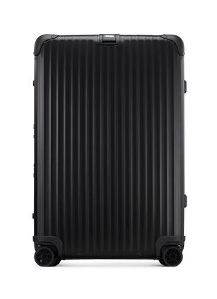 RIMOWA-Topas Stealth Multiwheel® (Black, 85-litre)
