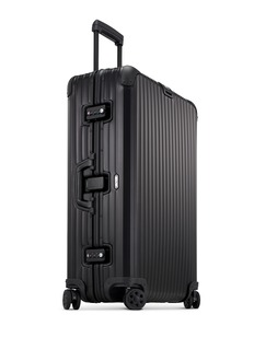 RIMOWA Topas Stealth Multiwheel® (Black, 85-litre)