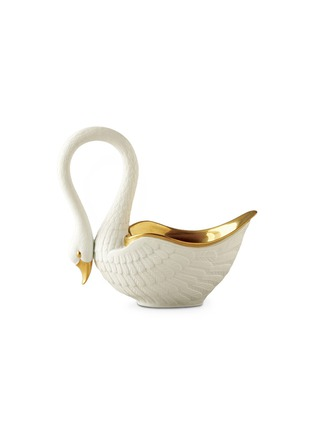Main View - Click To Enlarge - L'Objet - Swan large bowl